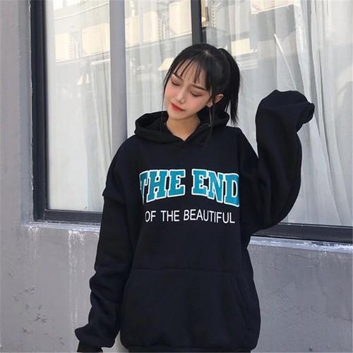áo hoodie the end - 5517190 , 9269012 , 15_9269012 , 89000 , ao-hoodie-the-end-15_9269012 , sendo.vn , áo hoodie the end