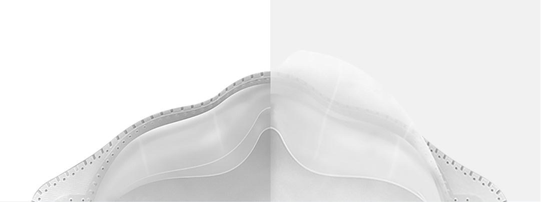 Khẩu trang Xiaomi Airpop - Khẩu trang chống bụi Mi Airwear 3