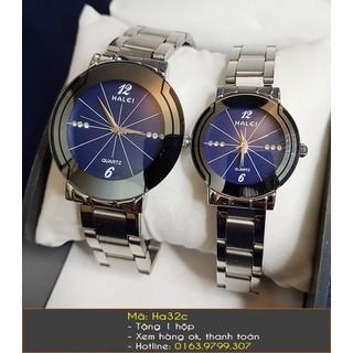 Đồng hồ cặp Halei thời trang - 136 thumbnail