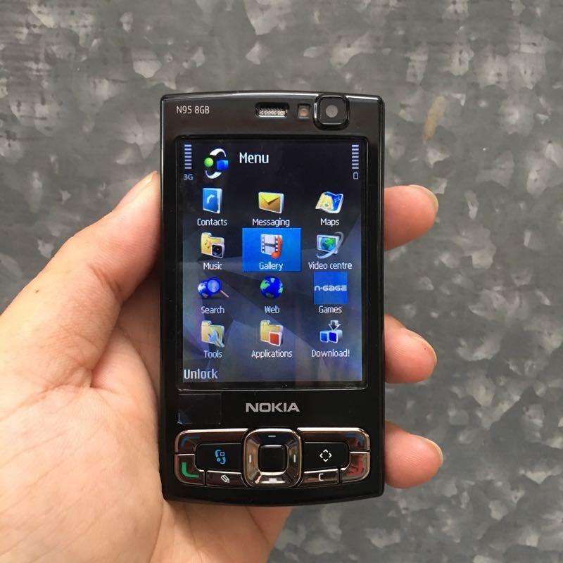 NOKIA N95 8GB CHÍNH HÃNG 2