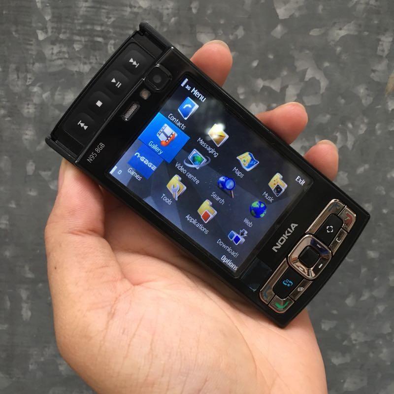 NOKIA N95 8GB CHÍNH HÃNG 1