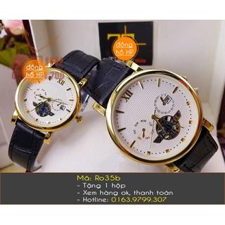 Đồng hồ đôi dây da cao cấp - 156 thumbnail