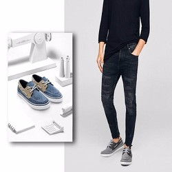 Giày nam Sneaker cực kool - VIMOA