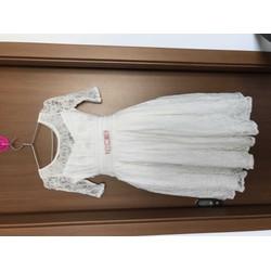 Đầm ren công chúa, hàng thiết kế