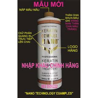 HẤP DẦU keratin phục hồi tóc hư tổn KERATN COMPLEX NANO - KERATIN NANO thumbnail