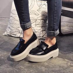Giày mọi xỏ cao gót siêu xinh