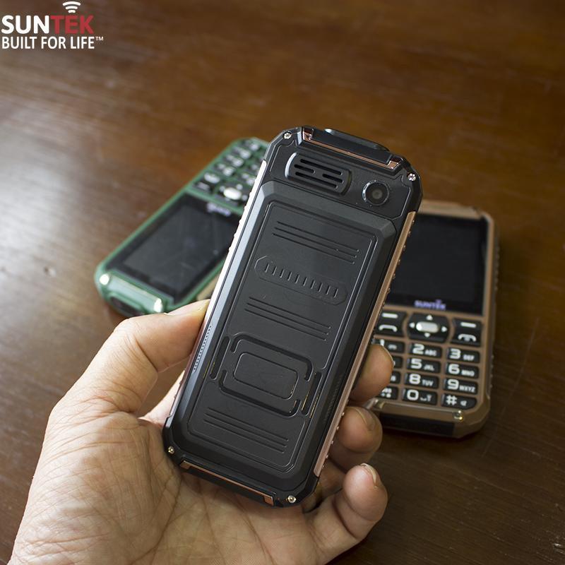 Điện thoại SUNTEK X68 + Kiêm PIN sạc dự phòng 15