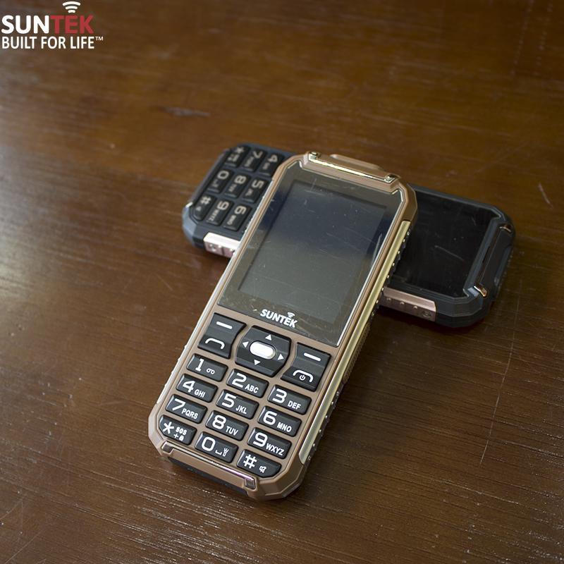 Điện thoại SUNTEK X68 + Kiêm PIN sạc dự phòng 5