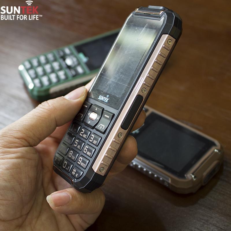 Điện thoại SUNTEK X68 + Kiêm PIN sạc dự phòng 7