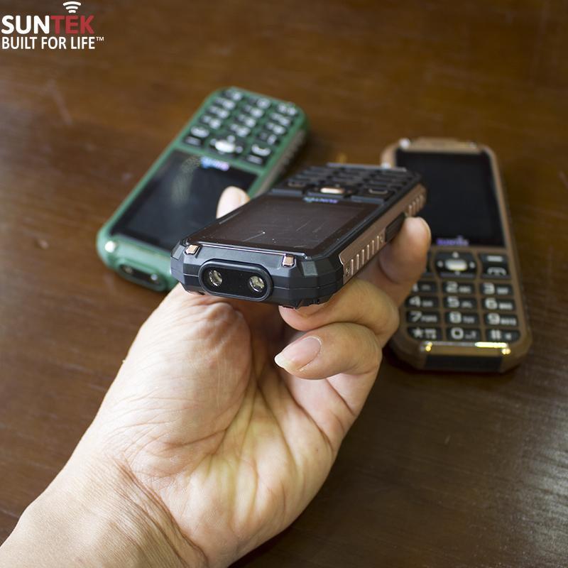 Điện thoại SUNTEK X68 + Kiêm PIN sạc dự phòng 13