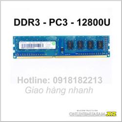 Ram PC DDR3 2G Buss 1333 hoac 1600 - DDR3