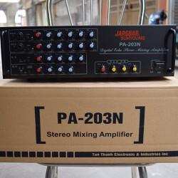 Amply Jarguar PA-203N, Hàng Loại 1, 8 sò to.