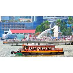River Cruise Singapore Trẻ Con