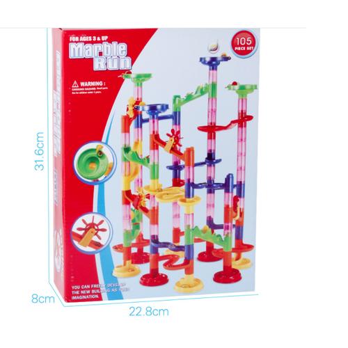 Bộ lắp ghép tháp lăn bi Marble run Đồ chơi lắp ráp mô hình cho trẻ em - 5654727 , 9553641 , 15_9553641 , 269000 , Bo-lap-ghep-thap-lan-bi-Marble-run-Do-choi-lap-rap-mo-hinh-cho-tre-em-15_9553641 , sendo.vn , Bộ lắp ghép tháp lăn bi Marble run Đồ chơi lắp ráp mô hình cho trẻ em