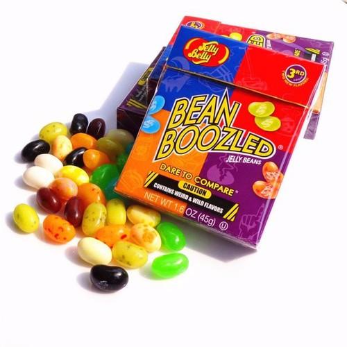 Kẹo Thối Bean Boozled bịch 45g chính hãng Jelly Belly - 5657104 , 9557016 , 15_9557016 , 95000 , Keo-Thoi-Bean-Boozled-bich-45g-chinh-hang-Jelly-Belly-15_9557016 , sendo.vn , Kẹo Thối Bean Boozled bịch 45g chính hãng Jelly Belly