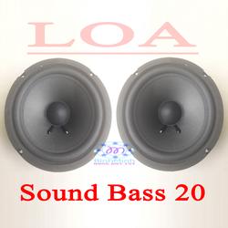 Loa sound bass  20