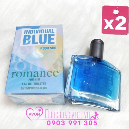 SET 2 NƯỚC HOA NAM AVON BLUE ROMANCE FOR HIM 50ML - 5657983 , 9558150 , 15_9558150 , 199000 , SET-2-NUOC-HOA-NAM-AVON-BLUE-ROMANCE-FOR-HIM-50ML-15_9558150 , sendo.vn , SET 2 NƯỚC HOA NAM AVON BLUE ROMANCE FOR HIM 50ML