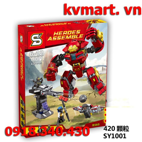 Lego super heroes - SY1001