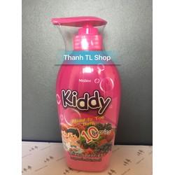 Sữa tắm gội trẻ em Kiddy Thái Lan