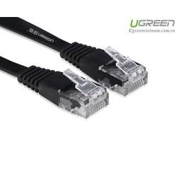 Cáp mạng Cat6 đúc sẵn dẹt dài 5m chính hãng Ugreen cao cấp