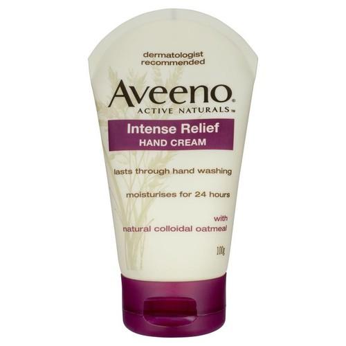 Kem dưỡng da tay Aveeno Intense Relief Hand Cream 100g - 5720405 , 9688071 , 15_9688071 , 280000 , Kem-duong-da-tay-Aveeno-Intense-Relief-Hand-Cream-100g-15_9688071 , sendo.vn , Kem dưỡng da tay Aveeno Intense Relief Hand Cream 100g