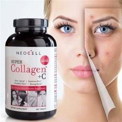 Viên uống đẹp da khỏe móng NeoCell Super Collagen C 360 viên