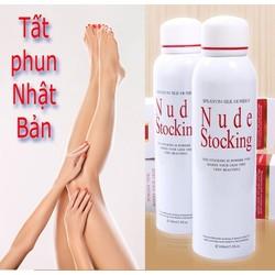 Tất phun Hàn Quốc Nude Stocking Vớ xịt chân 160ml
