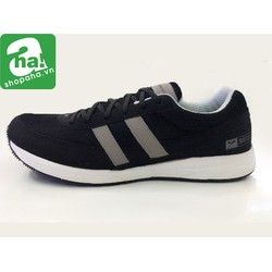 Giày SeGa đen xám GGR01