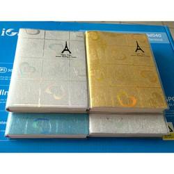 sô tay ghi chép giấy sần hình tháp
