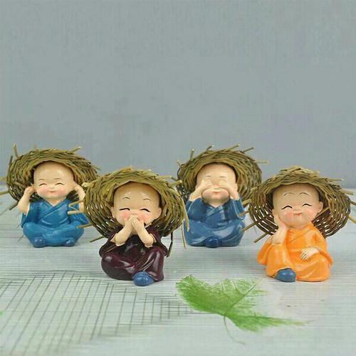 tượng 4 ông tứ không  đội mũ rơm - 5720463 , 9688306 , 15_9688306 , 80000 , tuong-4-ong-tu-khong-doi-mu-rom-15_9688306 , sendo.vn , tượng 4 ông tứ không  đội mũ rơm