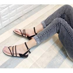 Giày sandal quai kẹp Y2   giày sandal nữ chiến binh