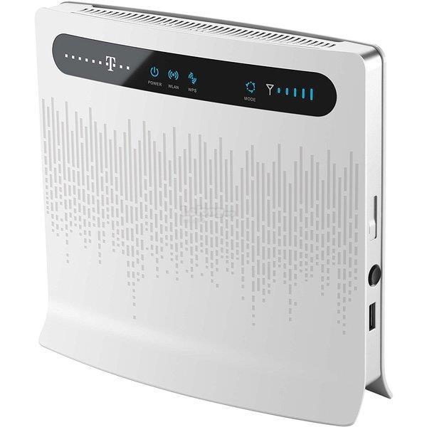 Huawei B593 U12 Thiết bị phát wifi 3G 4G Chuẩn LTE Tốc Độ Cao 1