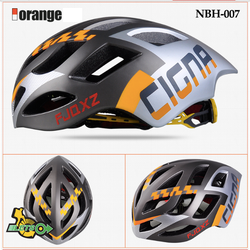 Nón bảo hiểm xe đạp Cigna 6 màu