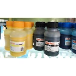 Mực Pigment UV in giấy Couche
