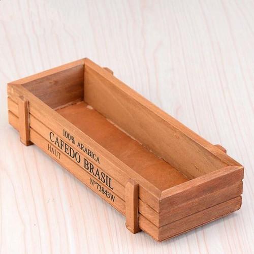 hộp gỗ trang trí