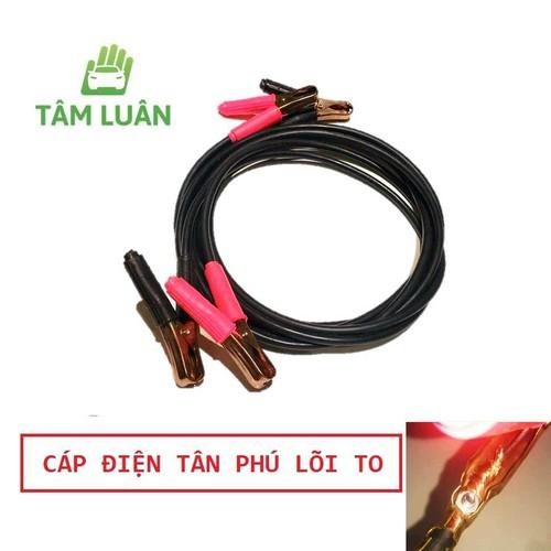 Bộ dây cáp câu điện bình ắc quy ô tô 4-8 chỗ kích nổ acquy xe hơi oto - 5722334 , 9692219 , 15_9692219 , 239000 , Bo-day-cap-cau-dien-binh-ac-quy-o-to-4-8-cho-kich-no-acquy-xe-hoi-oto-15_9692219 , sendo.vn , Bộ dây cáp câu điện bình ắc quy ô tô 4-8 chỗ kích nổ acquy xe hơi oto