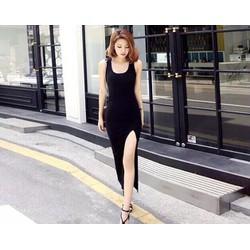 Đầm body xẻ quyến rũ