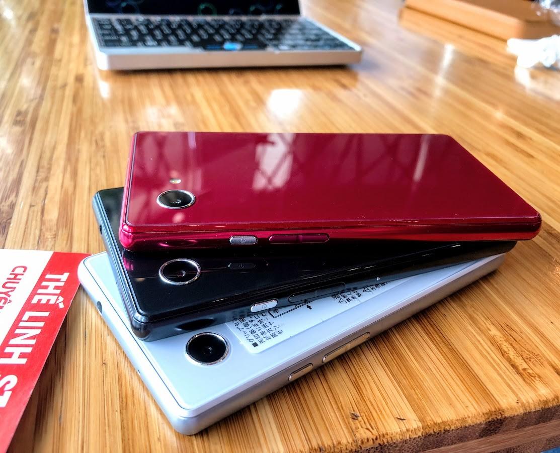 Điện thoại Nhật Sharp Aquos Xx2 mini 503sh - Snap 808-Ram 3G-16G