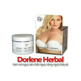 Kem nở ngực săn chắc Dorlene Herbal - kemnonguc Dorlene Herbal