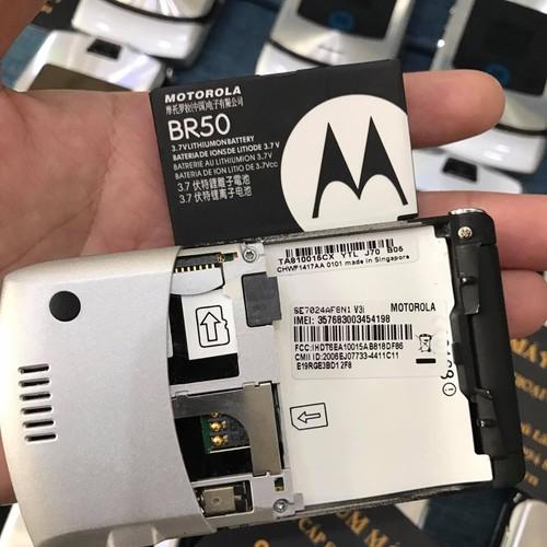 Pin Motorola V3 - BR50