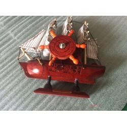 Quà Tặng Sinh Nhật, Lưu Niệm Hình Chiếc Thuyền Màu Đỏ Ý Nghĩa