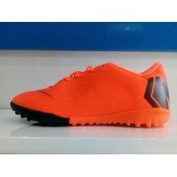 Giày đá banh cỏ nhân tạo Mercurial cam