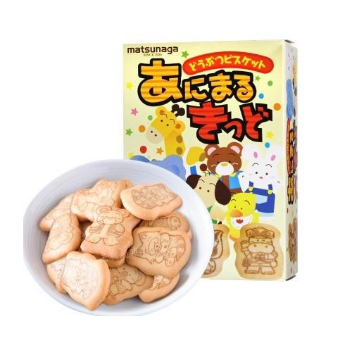 Bánh Hình Thú Matsunaga 2
