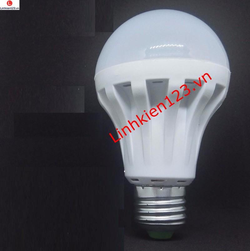 Bóng đèn LED cảm ứng vi sóng rada 7W 1