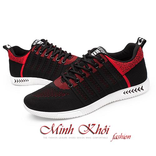 Giày sneaker nam, giày buộc dây -SP09