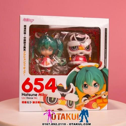 Mô Hình Nendoroid 654 Miku Lion Dance Ver
