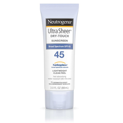 Kem chống nắng Neutrogena Ultra Sheer SPF 45