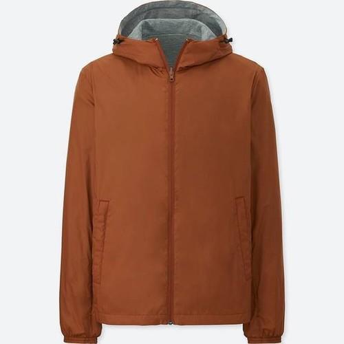 Áo gió nỉ 2 mặt màu 26 Orange hàng nhập nhật