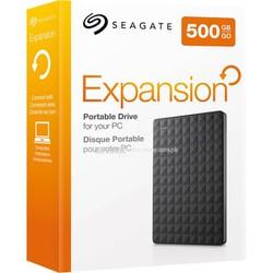 Ổ cứng di động  500GB Seegate Expansion Portable