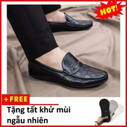 Giày Moca nam | Giày lười nam M118-T